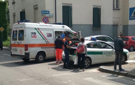 VENARIA - Tenta di uccidere il rivale in amore investendolo con lauto: 36enne arrestato