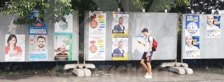 VENARIA ELEZIONI - Questa sera la fine delle campagne elettorali di Schillaci, Brescia e Giulivi