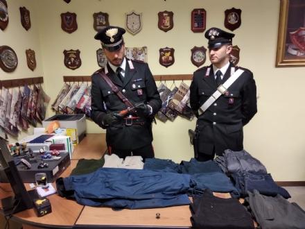 COLLEGNO - Ladro maldestro tenta il furto in una casa ma sveglia i proprietari: arrestato - FOTO
