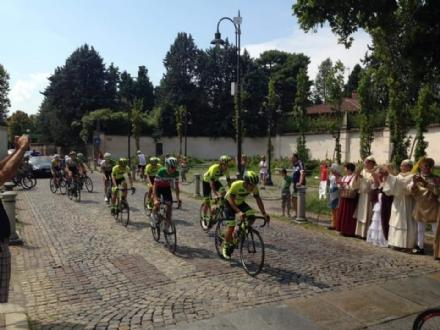 COLLEGNO - Un centinaio di ciclisti per il Gp De Filippis: anche dalla Nuova Zelanda