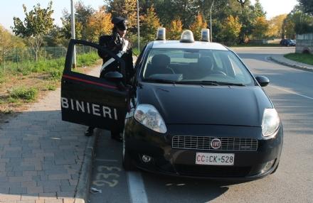 BORGARO - Vanno a rubare spazzolini da denti a Cuorgnè: tre borgaresi denunciati dai carabinieri