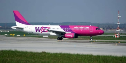CASELLE - Da dicembre Torino e la Moldavia saranno più vicine grazie alla Wizz Air