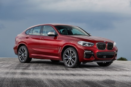 AUTO - Open Week End Nuova BMW X4 da Autocrocetta