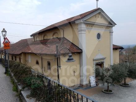 GIVOLETTO - Dopo lordinanza del Ministero, la Patronale festeggiata solo con la Santa Messa