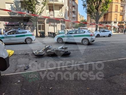 COLLEGNO - Scontro frontale in corso Orbassano a Torino: motociclista di Collegno muore sul colpo