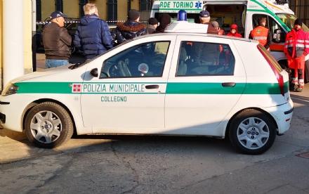 SAVONERA-COLLEGNO-VENARIA - Provoca lincidente e poi fugge via: caccia al pirata della strada