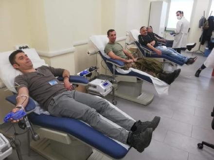 VENARIA - Venerdì 22 nuova donazione di sangue nella sede dellAvis
