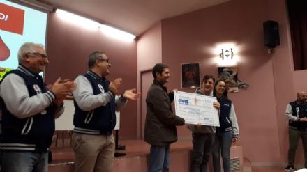 VENARIA - LAvis premia gli studenti donatori di sangue del liceo Juvarra