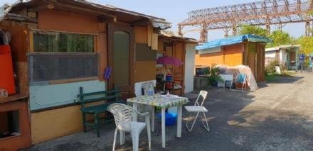 COLLEGNO - Sgombero area ex Mandelli. Casciano: «Per sicurezza e per tutelare le condizioni igienico-sanitarie»