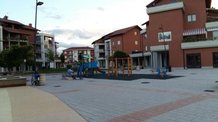 DRUENTO - Troppo rumore in piazza del Filatoio: insorgono i residenti