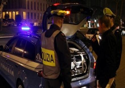 BORGARO-CASELLE - Slalom nellarea di servizio: denunciato 32enne, completamente ubriaco