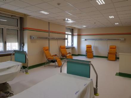 RIVOLI - Inaugurati il nuovo Day Hospital oncologico e gli ambulatori di Neurologia