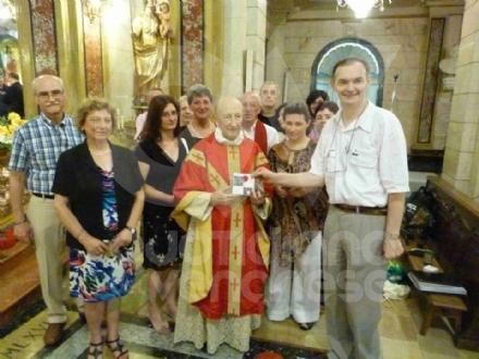 MATHI-VENARIA-CASELLE - Addio a don Sergio Savant: aveva 86 anni