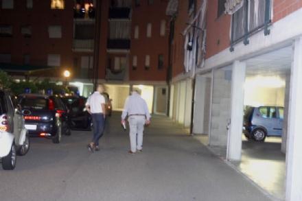 DRAMMA NELLA NOTTE - Ex poliziotto di Caselle ammazzato dal figliastro a colpi di pistola