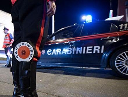 VENARIA - Estorsione allamico: i carabinieri arrestano un 23enne violento