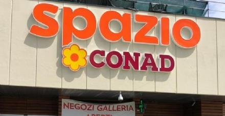 RIVOLI - Da giovedì 21 inizierà lera dello «Spazio Conad»: sarà al posto dellex Auchan