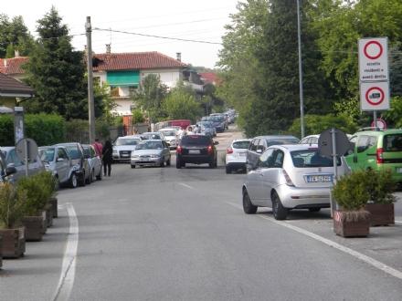 VENARIA - Una prima vittoria per i residenti: via Stefanat a senso unico