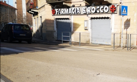 VENARIA - Rapina alla farmacia San Rocco: arrestato da carabinieri e agenti della municipale