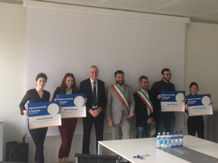 VAL DELLA TORRE-GIVOLETTO-PIANEZZA - Inpeco ha premiato quattro studenti talentuosi