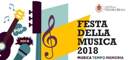 VENARIA - In piazza Vittorio la seconda edizione della «Festa della Musica»: il programma