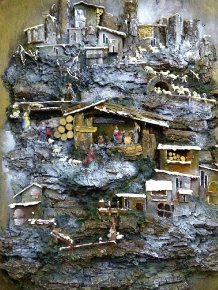 PIANEZZA - Torna il concorso «Presepi in Grotta» a cura della Pro Loco