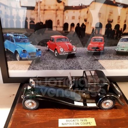 VENARIA - «Auto Mini Retrò»: una particolare mostra fra modellini e fotografie