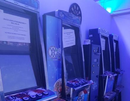 VENARIA - Controlli anti-slot, sanzionato un locale: le aveva accese a pochi metri da una scuola