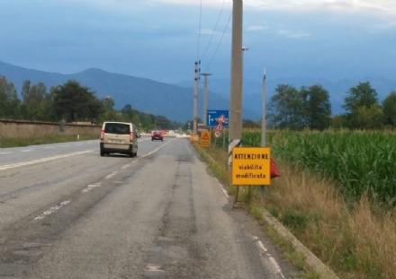 SP1 DELLA MANDRIA - «La strada è ancora pericolosa»: dopo gli incidenti qualcosa si muove