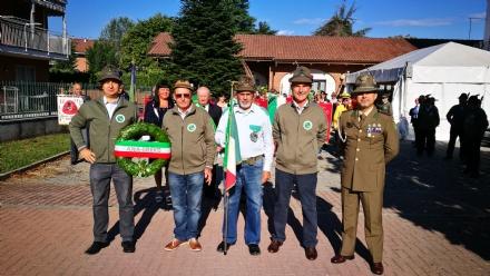 DRUENTO - 90 anni del Gruppo Alpini: tre giorni di grandi festeggiamenti