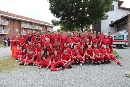 DRUENTO - Croce Rossa Italiana in festa per i 30 anni di attività