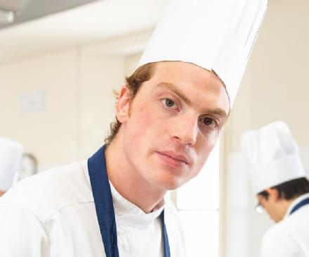 VENARIA - Edoardo La Ferrara, un giovane con la passione per la cucina
