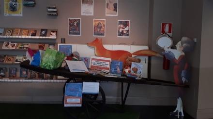 VENARIA - In biblioteca si possono donare libri e giocattoli per sostenere il progetto «Ugi2»