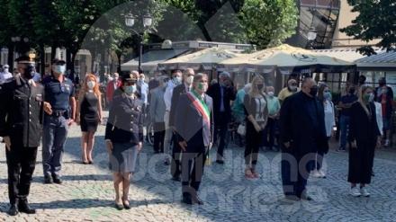 RIVOLI - La Città ha festeggiato il 2 giugno, Festa della Repubblica - FOTO