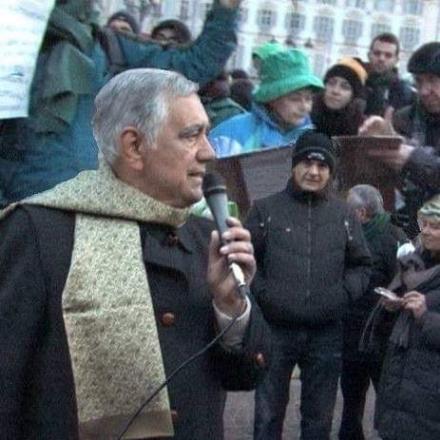 ROBASSOMERO - Sabato pomeriggio i funerali dellex sindaco Donato Adduci