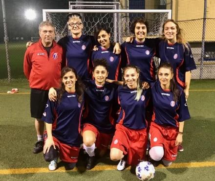 FIANO - Ritorna il calcio femminile in città: ecco la formazione «rosa» del Fiano Plus