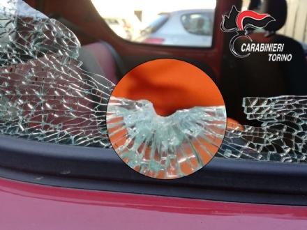 DRUENTO-SAN GILLIO-GIVOLETTO - Spara ad un automobilista per un sorpasso azzardato: arrestato