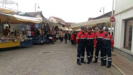 DRUENTO - Falsi operatori dellArpa si aggirano in città: scoperti dai volontari dellAssociazione Carabinieri