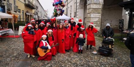 VENARIA - Un altro fine settimana ricco di eventi natalizi: il programma