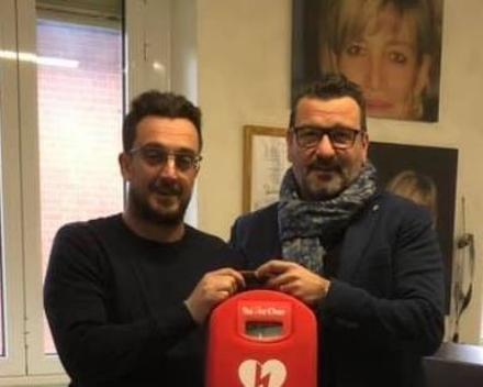 CASELLE - Un defibrillatore per la Don Bosco Caselle: unaltra squadra cardioprotetta
