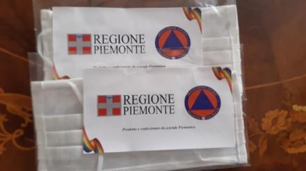 VALLO-MATHI - Ecco le mascherine della Regione per gestire in sicurezza gli eventi di fine estate