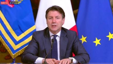 CORONAVIRUS - Il Governo decide per chiudere tutte le attività non necessarie