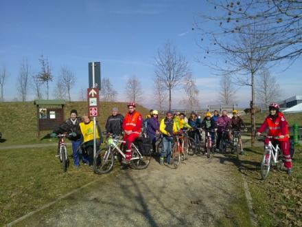 BORGARO-MAPPANO-VILLARETTO - Una biciclettata per la «Settimana Europea della Mobilità Sostenibile»