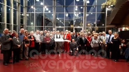VENARIA - La città ha festeggiato le «nozze doro» di oltre 60 coppie venariesi