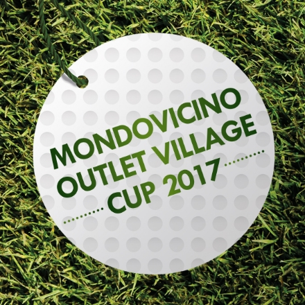 FIANO - Oggi ai Roveri la Mondovicino Outlet Cup-Golf for Good