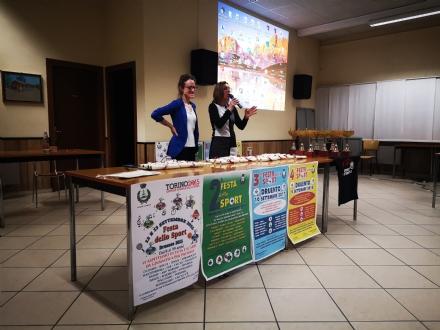 DRUENTO - «Festa dello Sport»: un premio per le associazioni sportive del territorio