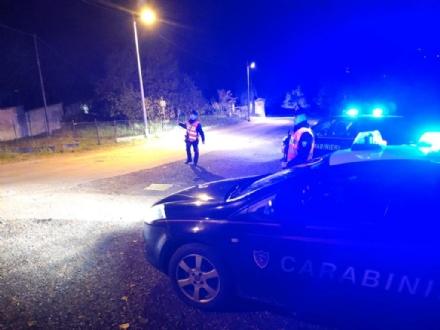 VALLO - Inseguimento per le vie della città dopo il furto nellappartamento: arrestato un ladro