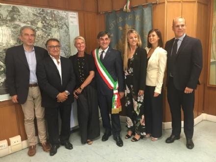 RIVOLI - Presentata la Giunta Tragaioli: «Assessori con alte professionalità e qualità»