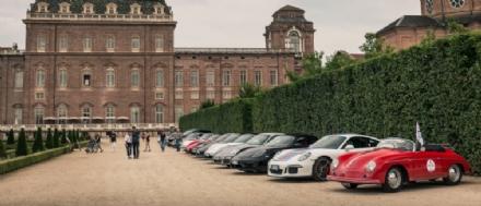VENARIA - Gran Premio del Valentino: auto depoca, prototipi e motorsport per le vie della Reale