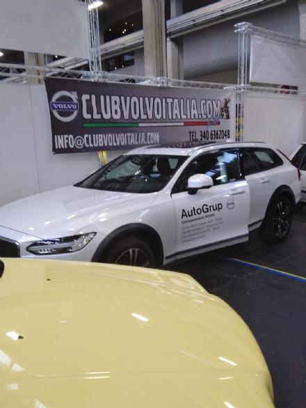 TORINO - Ad Automotoretrò VOLVO AutoGrup e Club VOLVO Italia protagonisti
