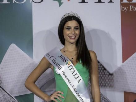 MAPPANO - La bellissima Federica Loiodice alle prefinali di Miss Italia - FOTO